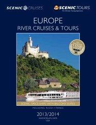 2013 Brochure - Scenic Tours