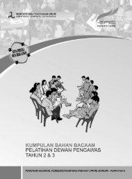 ebook BB Pelatihan Dewan Pengawas Tahun2&3 - P2KP