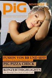 PIG PIZZA CHECK - PIGmagazin