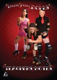 Roller Derby Dolls - Screen Australia