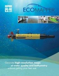 YSI EcoMapper AUV brochure - GWM-Engineering Oy