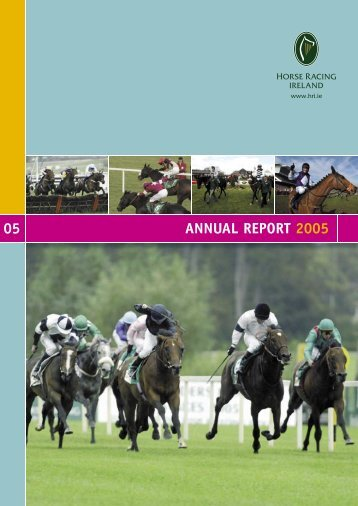 2005 Annual Report - Horse Racing Ireland