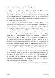 Friedrich August von Hayek – Das gute Spiel der ... - Donat Schmidt