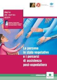 Programma del convegno (920 KB) PDF - Regione Lombardia
