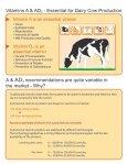 Microvit® AD3 Supra - Adisseo.biz - Page 2