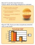 Microvit® AD3 Supra - Adisseo.biz - Page 3