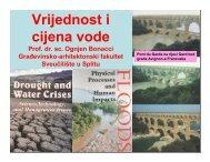Vrijednost i cijena vode