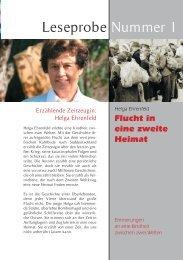 Leseprobe als PDF-Download - Ihr Buch