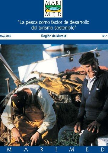 revista nº 1 - Murcia Turística