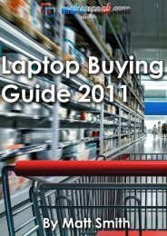 Laptop Buying Guide 2011 - Amazon Web Services