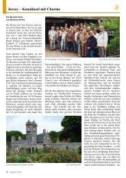 Mehrtägige Reise zur Insel Jersey 2010 - Zoo Wuppertal