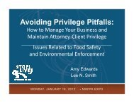 Avoiding Privilege Pitfalls: