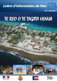 Te Reo n°5 - Haut-Commissariat de la république en Polynésie ...