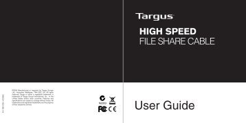 high speed - Targus