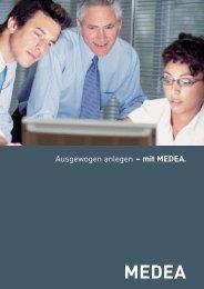 MEDEA Folder - alpeco AG