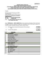 Borang Pendaftaran Integrasi Rakan Dagang Kad ... - 1Pengguna