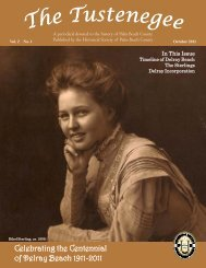 Vol. 2, Number 1, October 2011 - Palm Beach County History On-Line