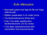 Splenektomi - BLF