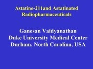 Astatine-211: Its Production and Chemistry at Higher Levels