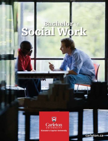 Bachelor of Social Work - Carleton University