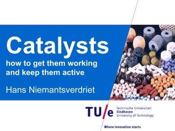 Catalysts - KNCV