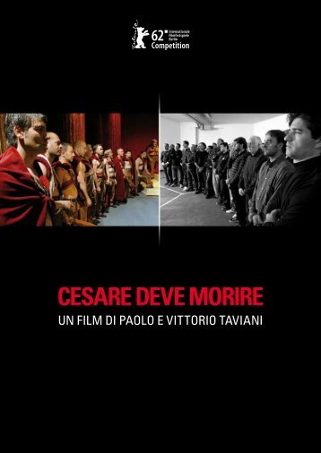 CESARE DEVE MORIRE - MoviePlayer.it