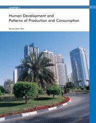 Chapter 1 - Arab Forum for Environment and Development