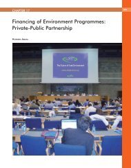 Chapter 17 - Arab Forum for Environment and Development