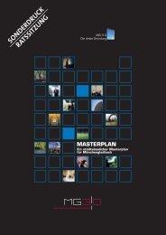 Ergebnisbroschüre-Masterplan.pdf - BürgerZeitung für ...