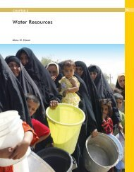 Water Resources - Arab Forum for Environment and Development