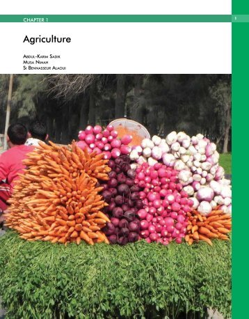 chapter 1 - agriculture - AFED