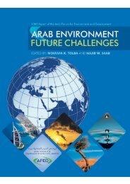 Arab Environment - Arab Forum for Environment and Development