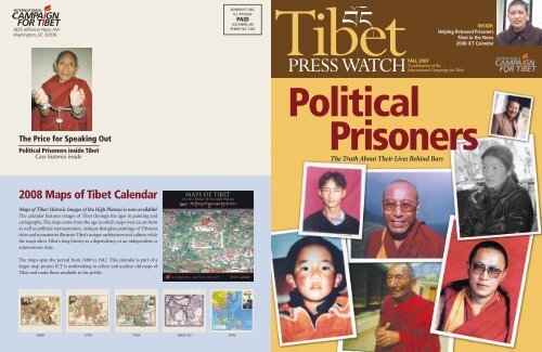 2007 Fall TPW - International Campaign for Tibet
