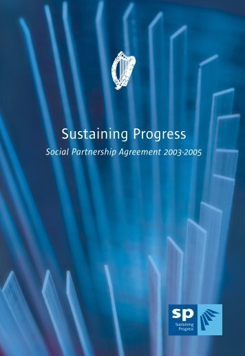 Sustaining Progress - Irish Congress of Trade Unions