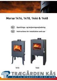 Morsø 1416, 1418, 1446 & 1448
