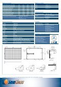 SunClass SC 235-72M Serie 220-235W ... - ERSAP Solar AG - Seite 2