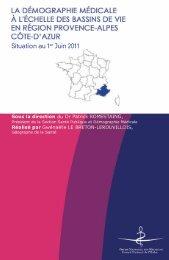 Atlas 2011 de la région Provence-Alpes-Côte d'Azur - Conseil ...