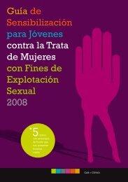 Guía de Sensibilización para Jóvenes contra la Trata de Mujeres ...