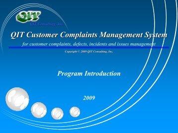 QIT Consulting, Inc.