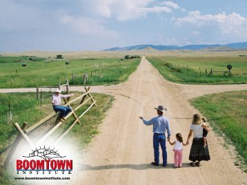 Jack Schultz, author of Boomtown USA - State Agriculture and Rural ...