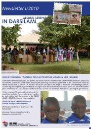 Newsletter I/2010 - REMIS Darsilami