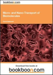 Micro- and Nano-Transport of Biomolecules Language ... - Tutorsindia
