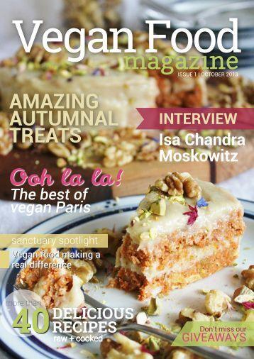 vegan-food-magazine-issue-1