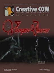 Download - Creative COW Magazine