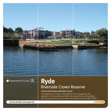 Ryde - Land - NSW Government