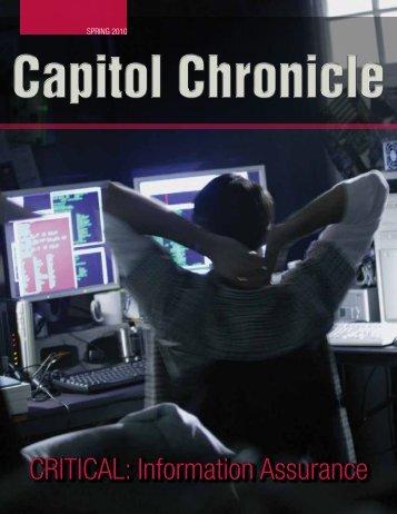 CRITICAL: Information Assurance - Capitol College