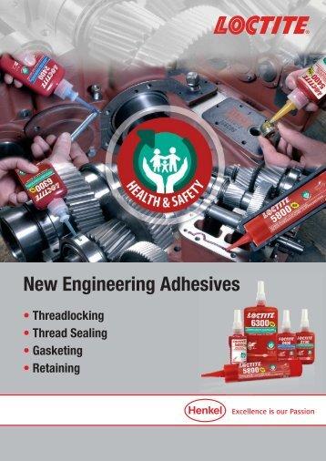 New Engineering Adhesives - Loctite
