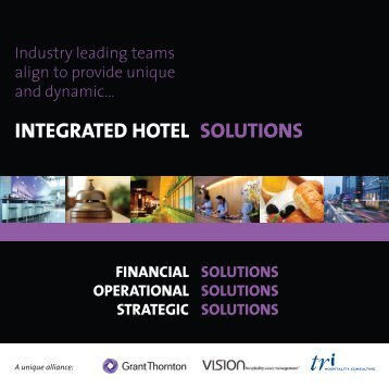 Integrated Hotel Solutions (pdf 543KB) - Grant Thornton