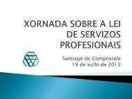 PROGRAMA XORNADA XULLO 2013.pdf - Colexio Profesional de ...