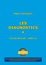 LES DIAGNOSTICS